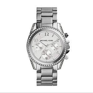 Michael Kors Chronograph Crystal Watch